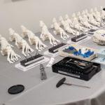 ADDIDREAM produit plus de 30 maquettes anatomiques de pieds pathologiques dans le cadre d'un cours de planification chirurgicale à Bordeaux